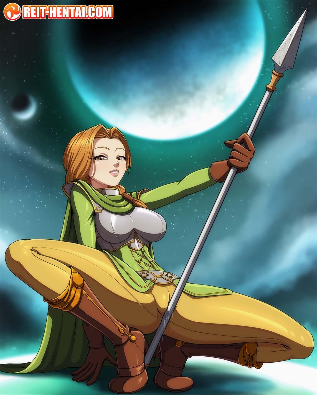 Queen's Spear