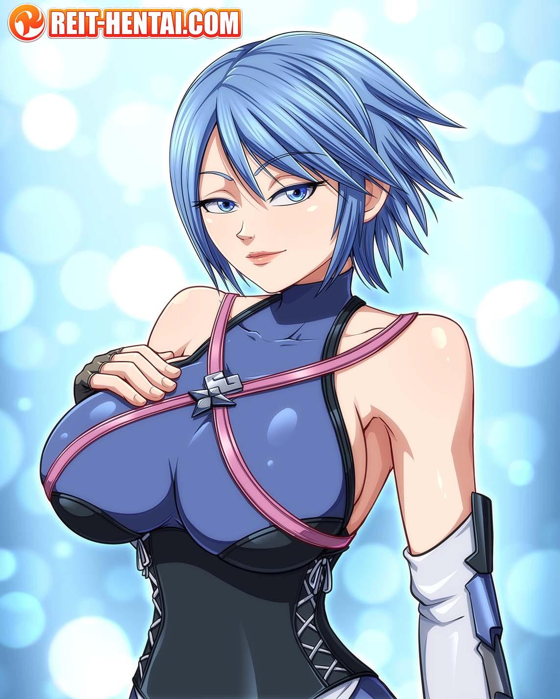 Big Aqua – Kingdom Hearts
