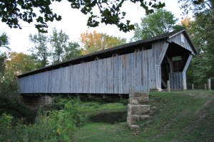 Bergstresser Covered Bridge
