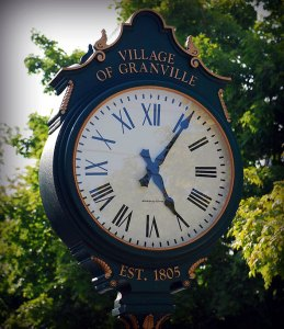 Village of Granville, Ohio Clock