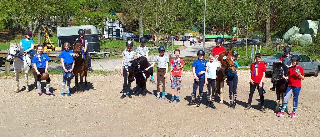 Ponyspielturnier in  Bissendorf