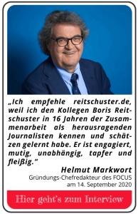 Helmut Markwort über reitschuster.de