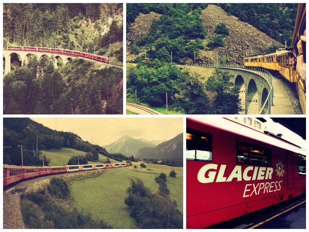 125 jaar Rhätische Bahn - Zwitserland