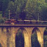 Nostalgietrein Zwitserland