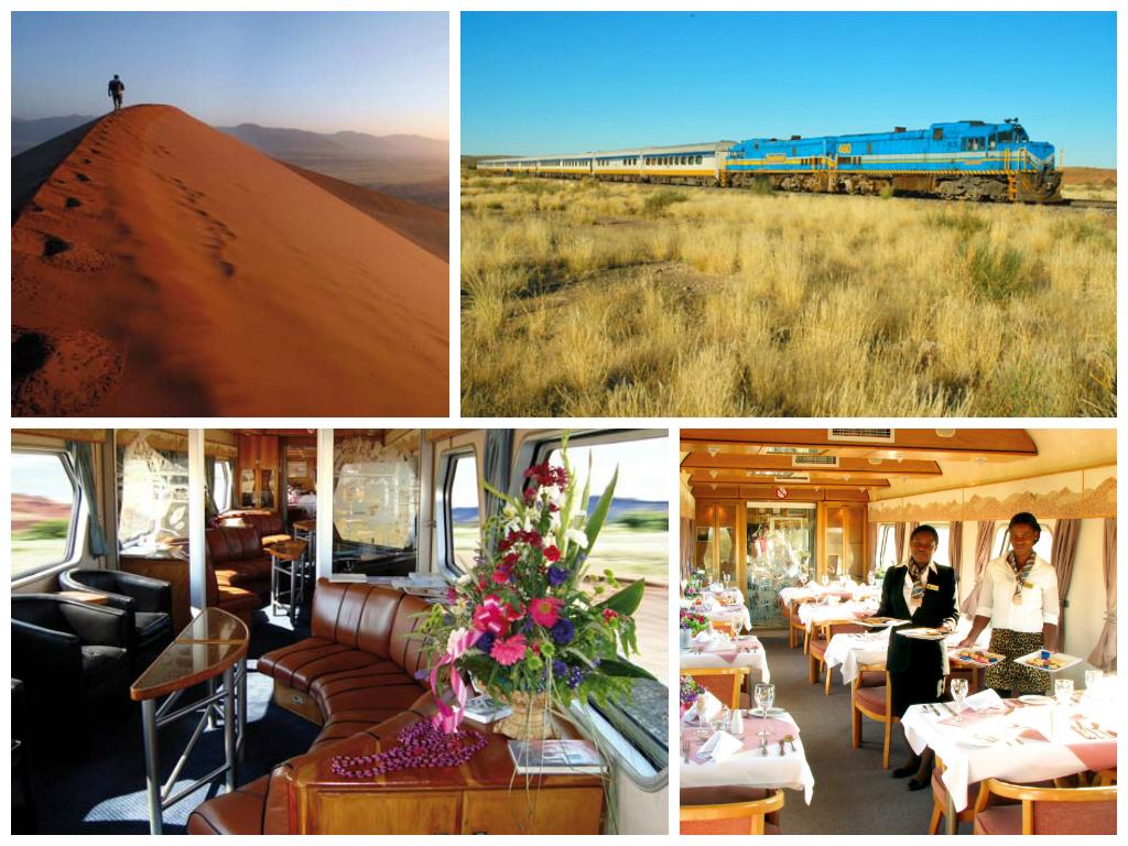 Desert Express - © Simon Pielow