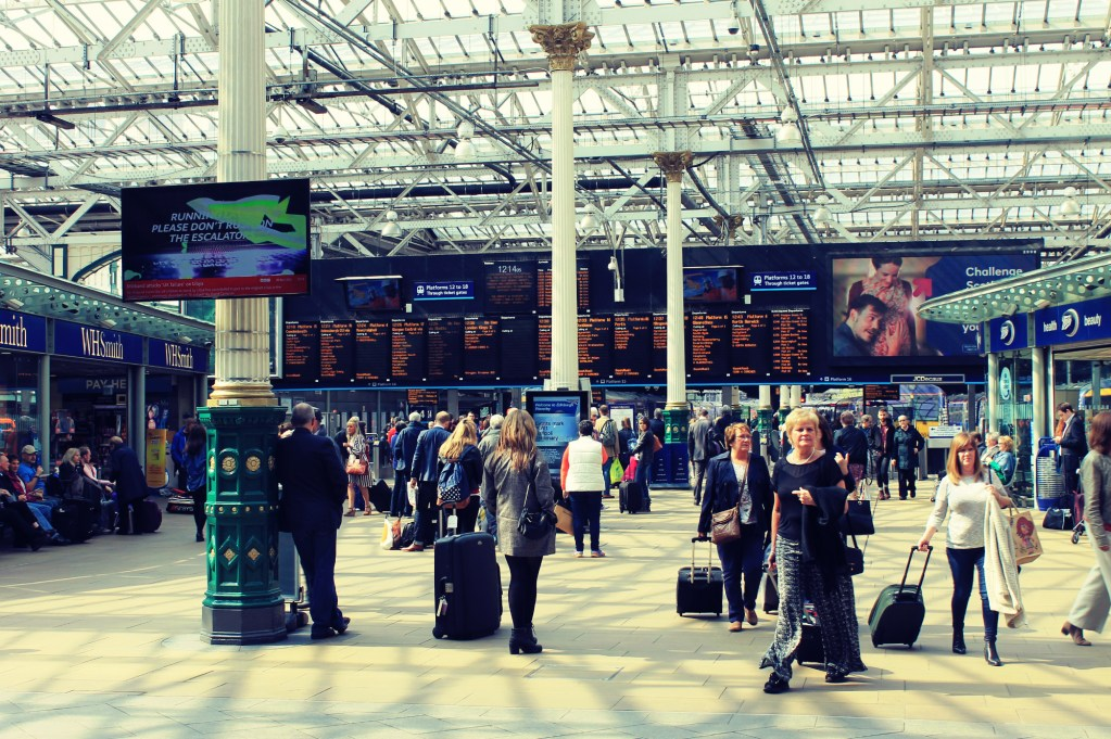 Edinburgh Waverley station