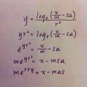 maths-merry-xmas