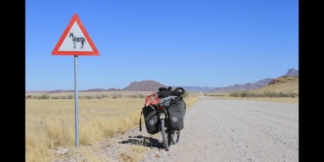 Det sydlige Afrika rundt på Cykel