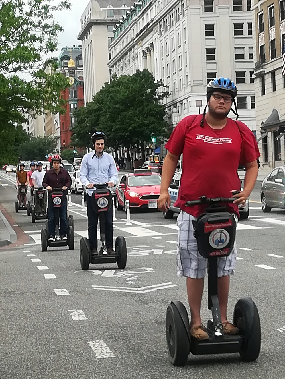 Washington DC Segway