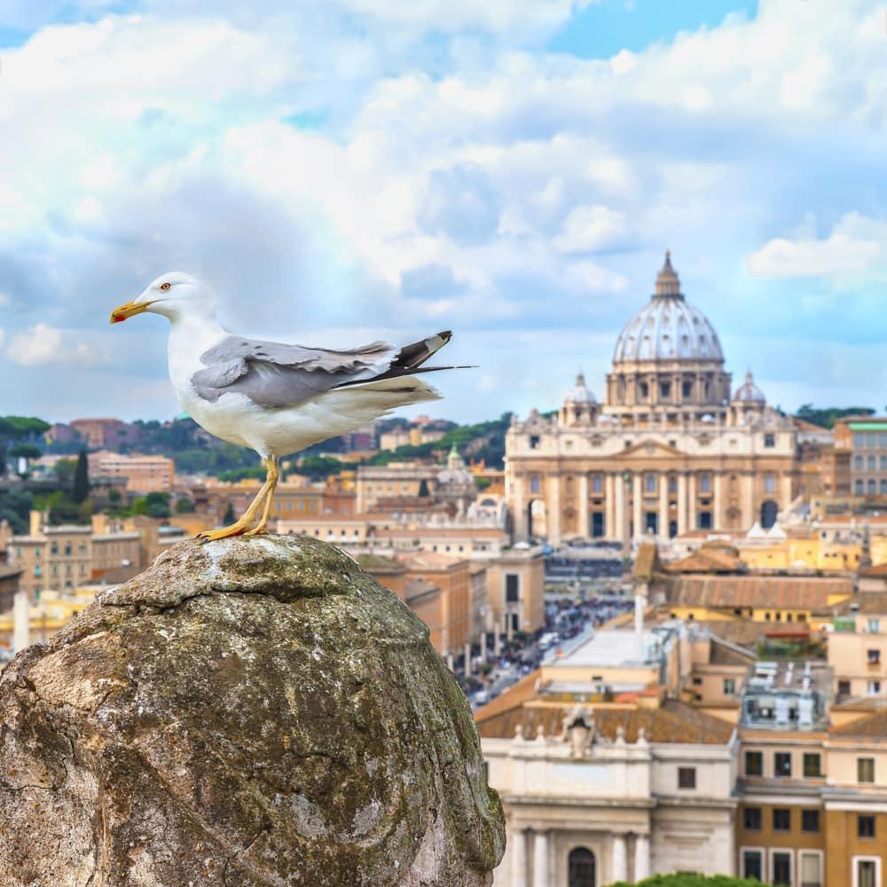 Rom i Italien