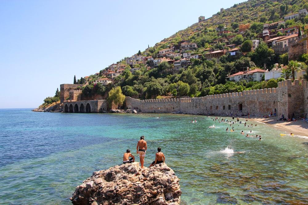 Oplev ferieparadiset Alanya i Tyrkiet i november 2016