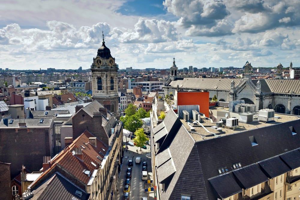 Storbyferie i Bruxelles