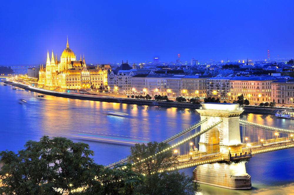 Hold efterårsferie i Budapest