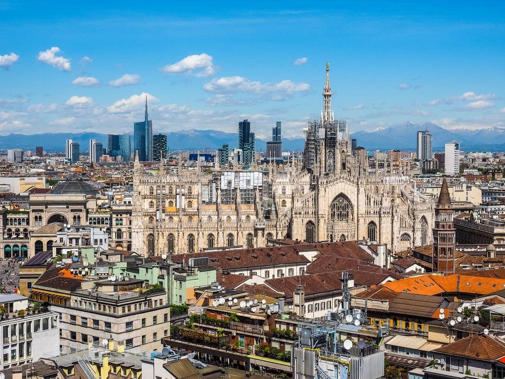 Hold efterårsferie i Milano