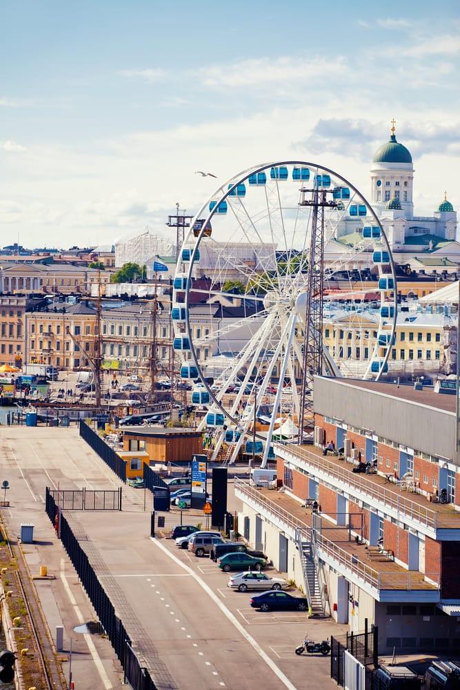 Havnen - Helsinki i Finland