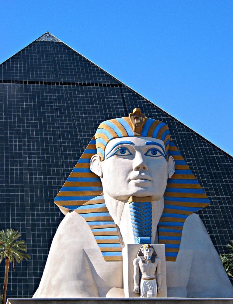 Luxor Hotel i Las Vegas