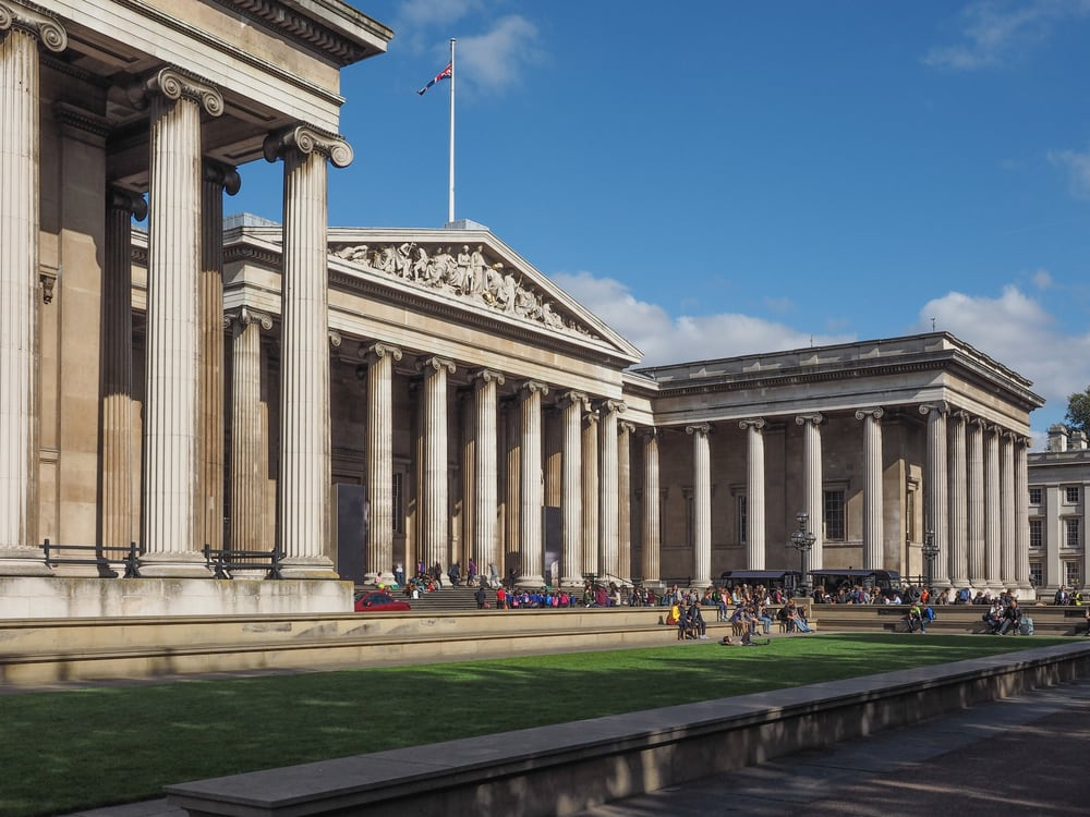 British Museum i London