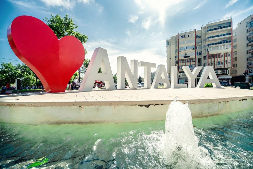 Love Antalya - Antalya i Tyrkiet