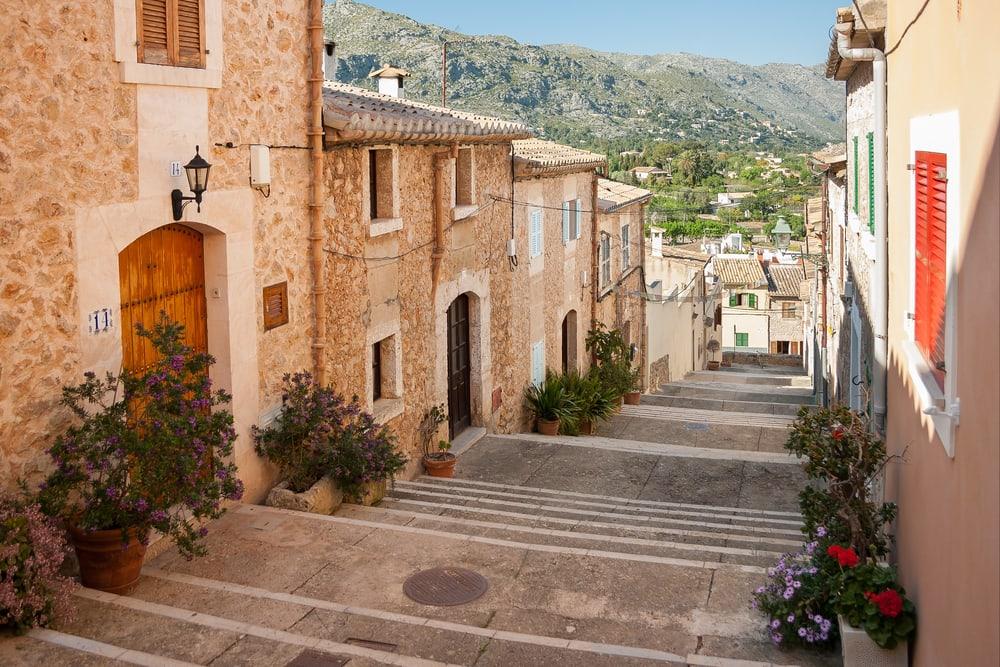 Den spanske ferieø Mallorca