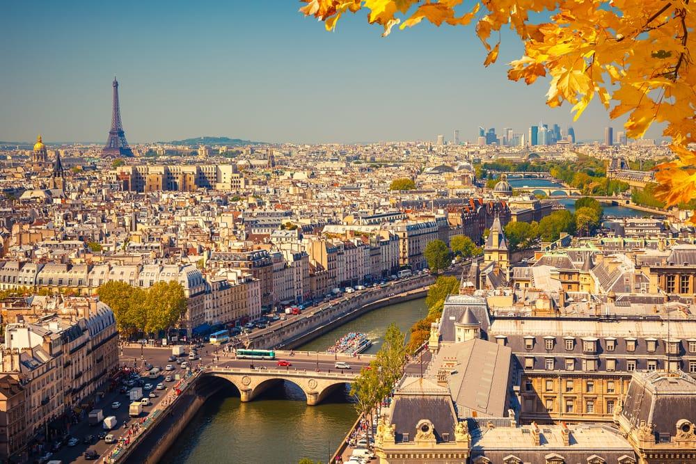 Romantisk smuttur til Paris