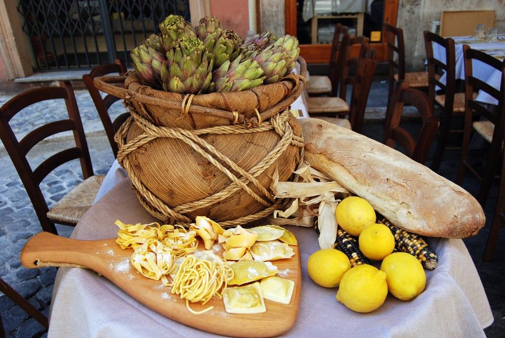 Det fantastiske italienske køkken