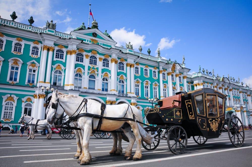 Sankt Petersborg i Rusland