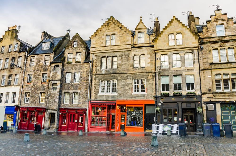 Oplev Edinburgh i efterårsferien 2016