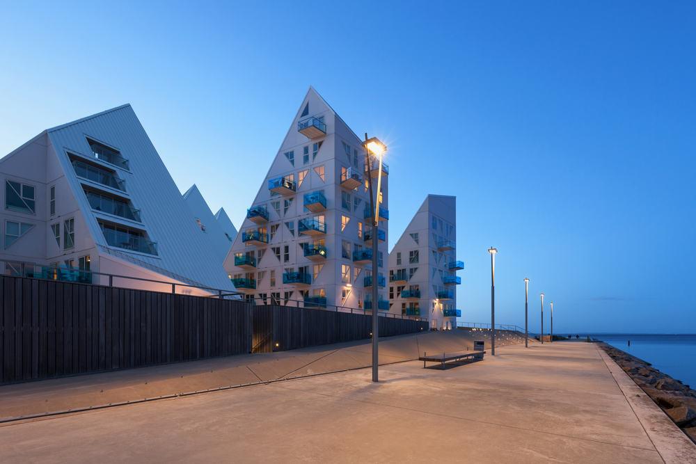 Det nye kvarter i Århus - Århus Ø