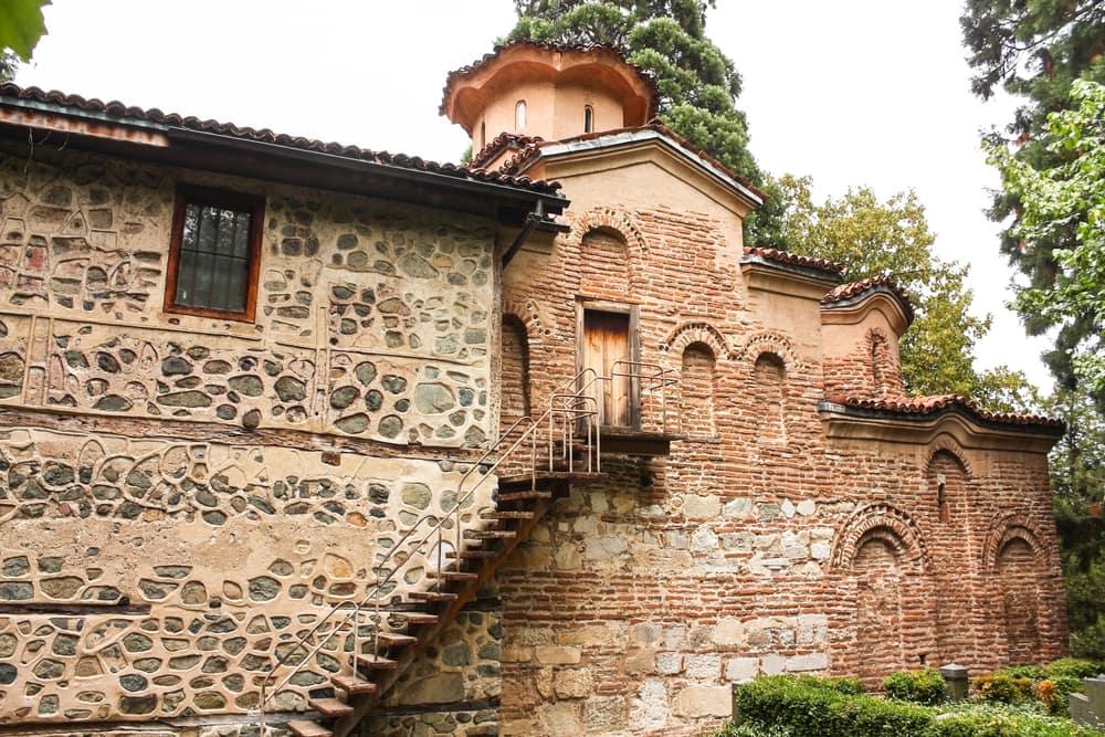 Boyana kirken - Sofia i Bulgarien