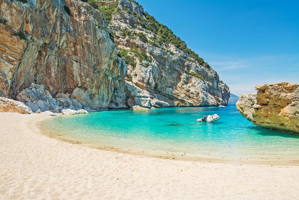 Cala Mariolu - Sardinien i Italien