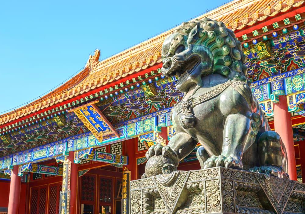 Den Forbudte By - Beijing i Kina