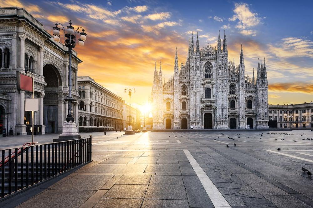 Duomo - Milano i Italien