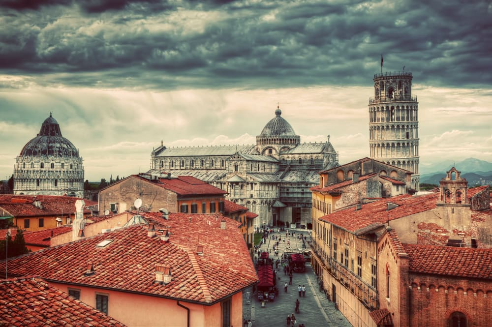 italien-pisa-katedralen