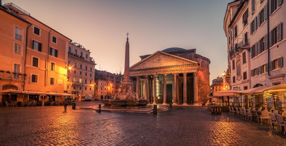 pantheon-rom-italien