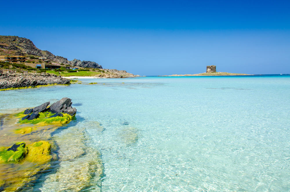 Pelosa - Sardinien i Italien