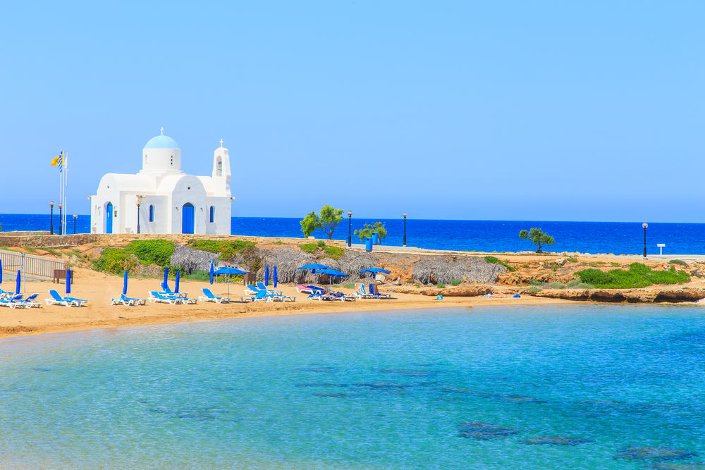 Protaras - Cypern