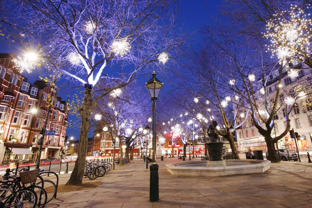 Sloane Square - London i England