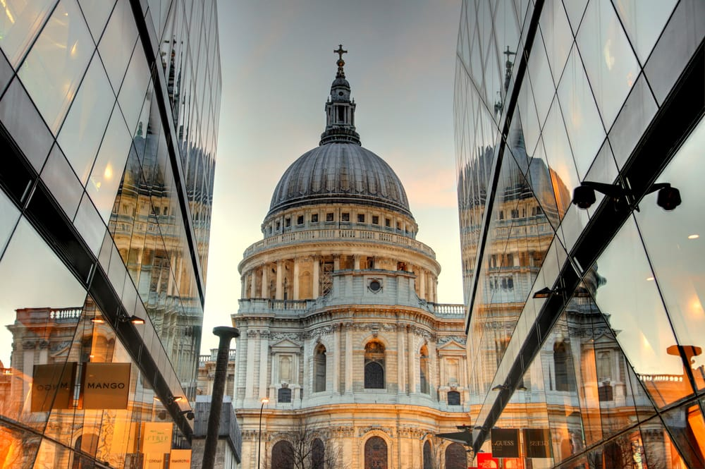 St. Paul's Cathedral - London i England