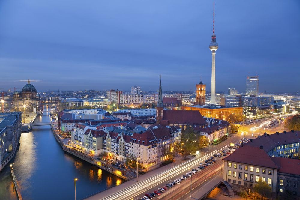 Storbyferie - Berlin i Tyskland