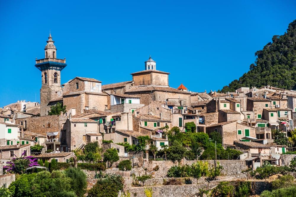 Valldemossa - Mallorca i Spanien