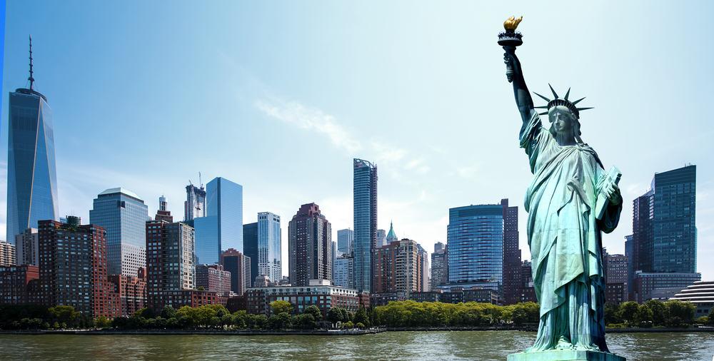 Frihedsgudinden - New York - Manhattan