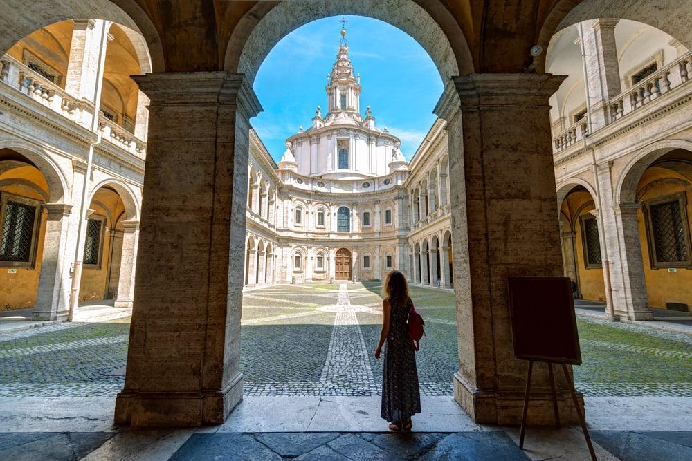 Palazzo della Sapienza - Rom i Italien