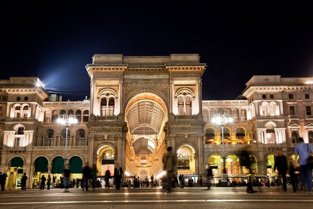 Piazza del Duomo - Milano i Italien