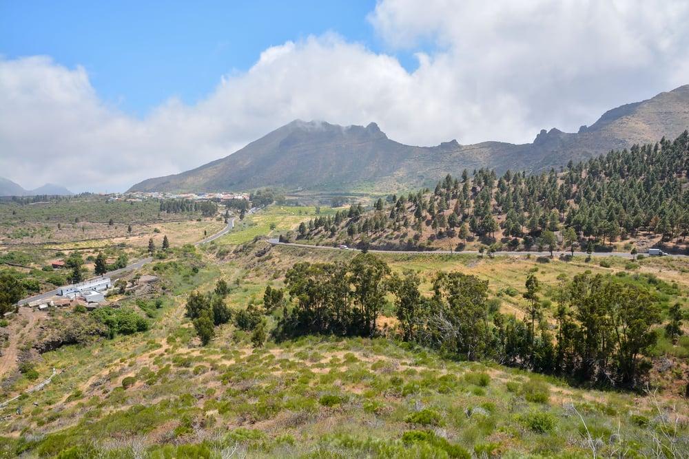 Tenerife - Gran Canaria i Spanien