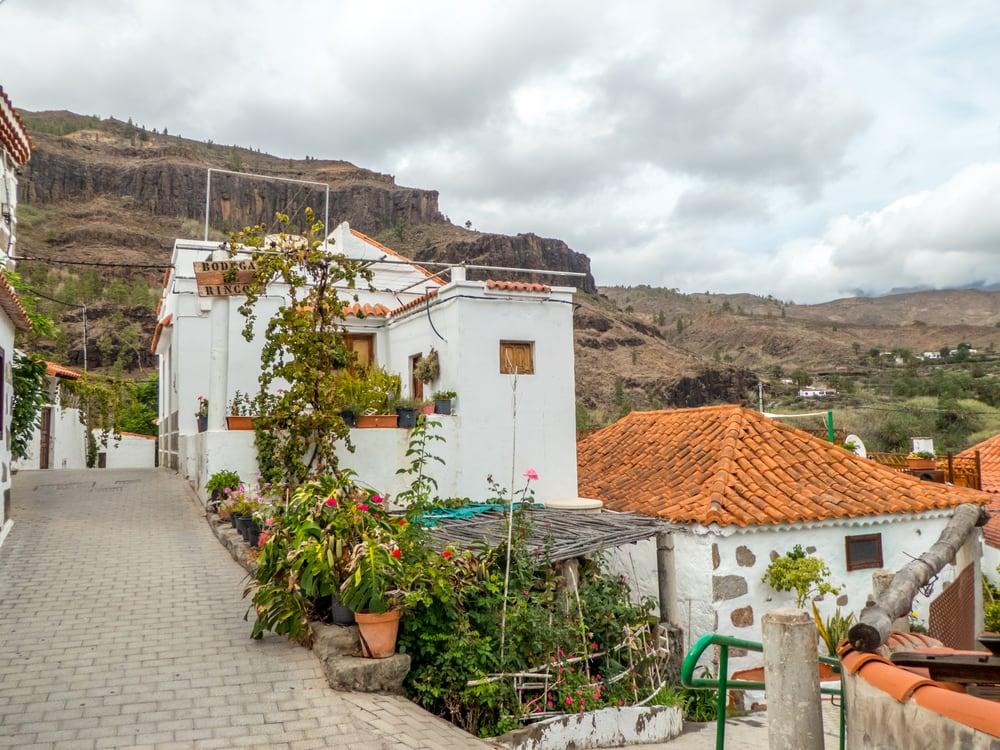 Teror - Gran Canaria i Spanien