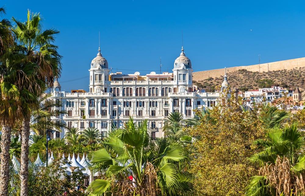Edificio Carbonell - Alicante i Spanien
