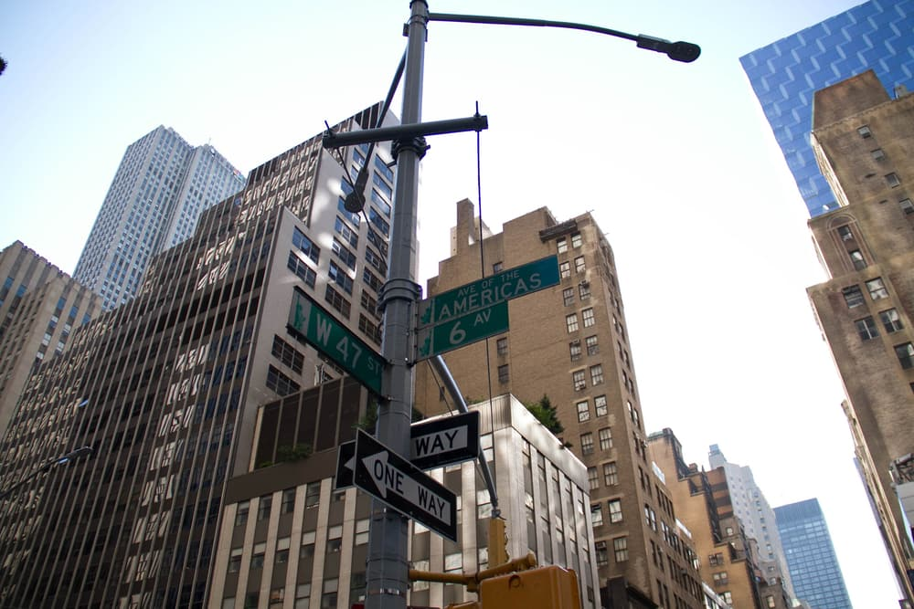 Ferie i New York City
