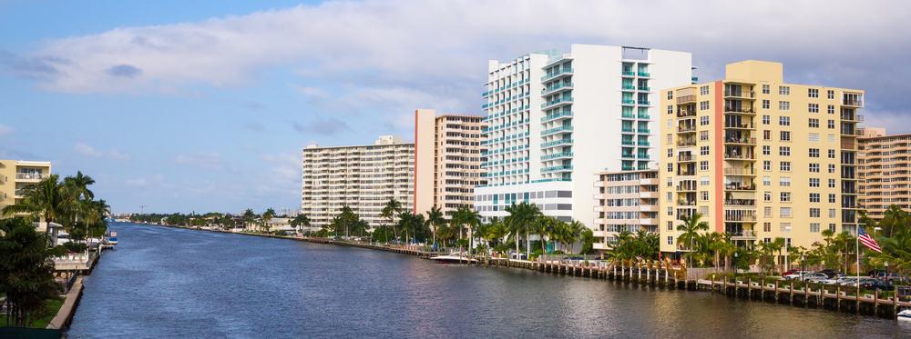 Fort Lauderdale i Florida