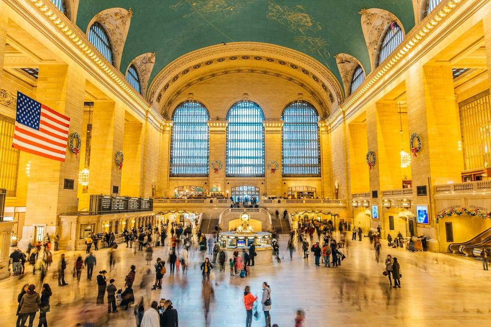 Grand Central Terminal - New York City i USA
