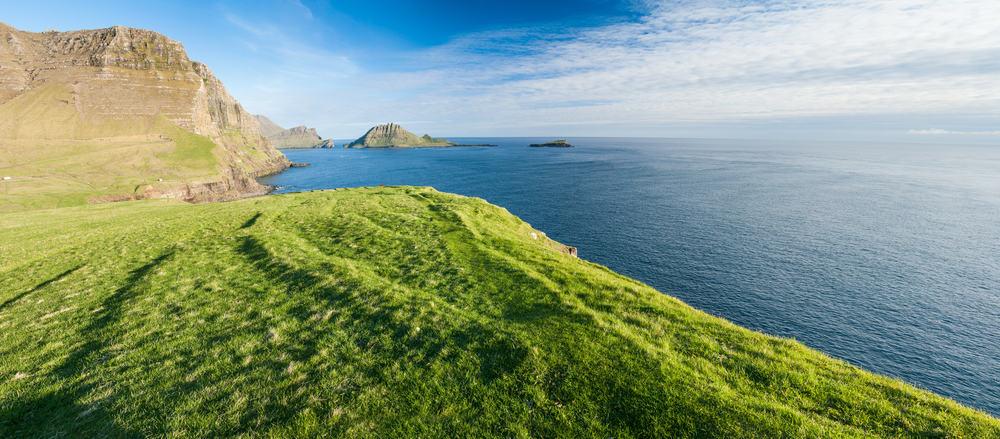 Naturskønne Færøerne